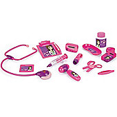 Toyrific Pink Junior Doctor Set With Light And Sound