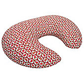 PreciousLittleOne 3-in-1 Nursing Pillow (Red Le Fleur)