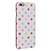 Case It iPhone 6 Inspire Vintage Polka Dot Hardshell - Gloss Finish - Innovate