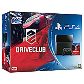 PS4 Driveclub Console Bundle