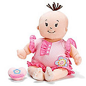 Baby Stella Doll Sweet Sounds 12m+