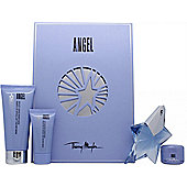 Thierry Mugler Angel Gift Set 25ml EDP + 30ml Body Lotion + 30ml Shower Gel For Women