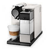 Delonghi EN550W Nespresso Lattissima Touch Glam Coffee Machine White