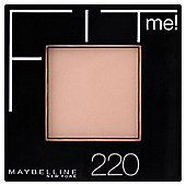 Maybelline face Ancill Fit Me Powder Nat 221