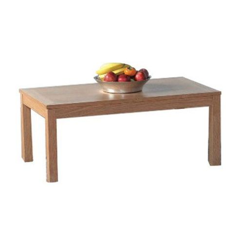 Oakleigh Long John Oak Coffee Table From Our For Tables Tesco Direct