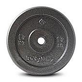 Bodymax Standard Hammertone Weight Disc Plate - 15kg