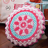 Dolly Round Cushion