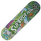 Superdead Superslime Nuclear Skateboard Deck