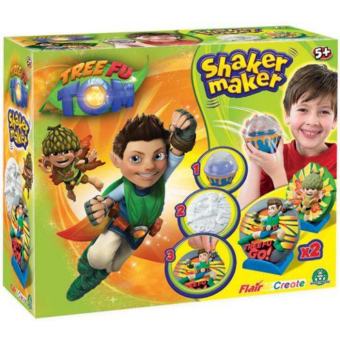 Tree Fu Tom Shaker Maker