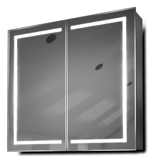 Buy Talia LED Bathroom Cabinet With Demister Pad, Sensor & Shaver K362 From Our Bathroom