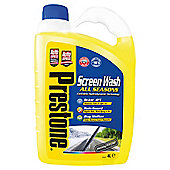 Prestone Screenwash 4L