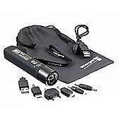 Portable Charger with LED Torch and 6 Tips