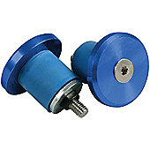 Madd Gear BAMF Bar Ends - Blue