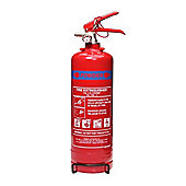 First Alert Fire Extinguisher Dry Powder 2KG