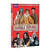 Horrible Histories - Series 3 - Complete (DVD Boxset)