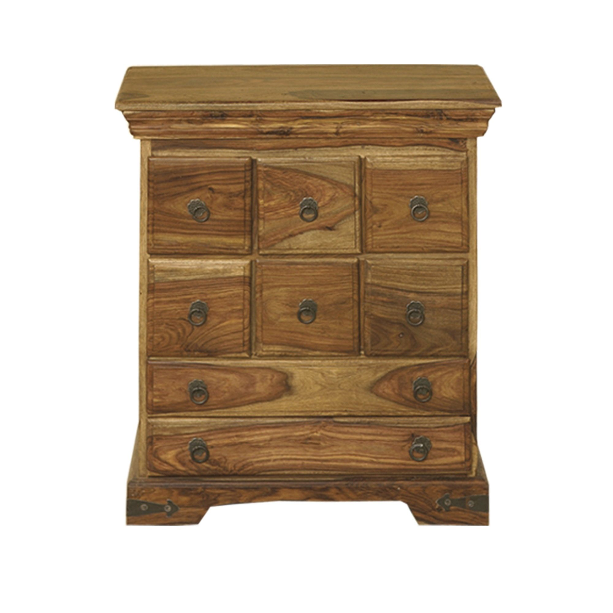 Elements Jaitu Eight Drawer Chest at Tesco Direct