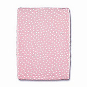 Baby Boum Youmi Changing Mat Cover (Spotty Candy)