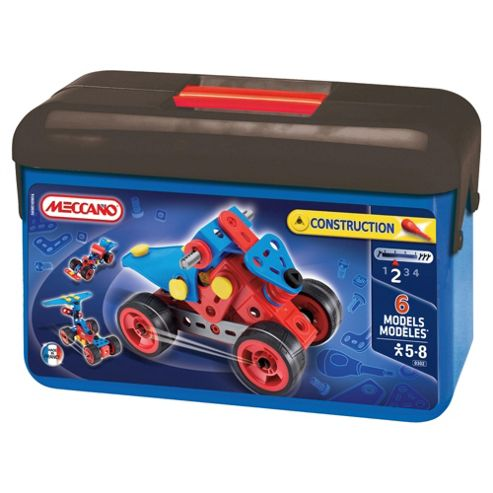 Meccano 760302A Meccano Advanced Toolbox