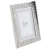 Tesco Silver Weave Frame 5x7