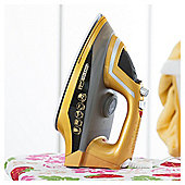 JML Phoenix Ceramic Steam Iron - Gold