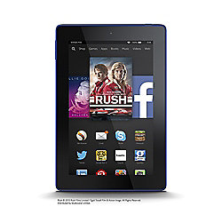 "Amazon Fire HD 7, 7"", Tablet, 8GB, WiFi - Blue (2014)"