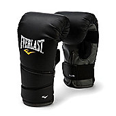 Everlast Protex 2 Heavy Bag Gloves - Black