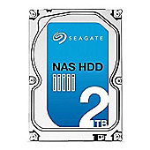 Seagate 2TB 64MB 3.5IN SATA 6GB/S NAS HDD