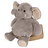 Historie D'ours Grey Elephant, 14cm
