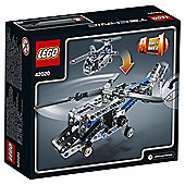 Lego Technic Twin-rotor Helicopter - 42020