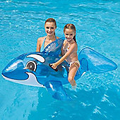 (Bestway) Splash & Play Transparent Whale Rider
