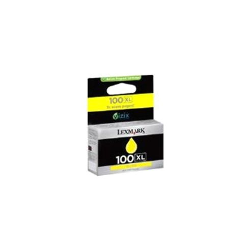 Lexmark 150 Yellow Return Program Ink Cartridge for Lexmark PRO715 and Lexmark PRO915
