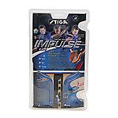 Stiga 3-star Impulse Table Tennis Bat
