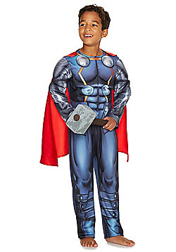 Marvel The Avengers Thor Dress-Up Costume - Grey
