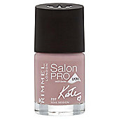 Rimmel Salon Pro Nail Polish 237 Soul Session