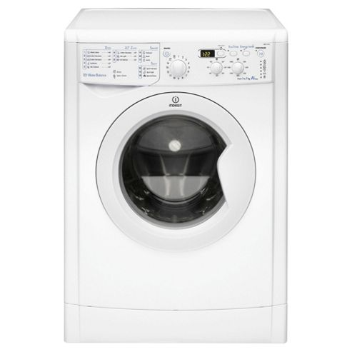 Indesit IWD71451 ECO Washing Machine , 7Kg Load, 1400 RPM Spin, White