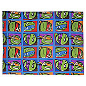 Teenage Mutant Ninja Turtles Fleece Blanket