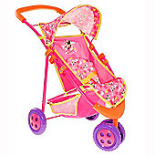 Minnie Mouse Bow-tique 3 Wheel Buggy