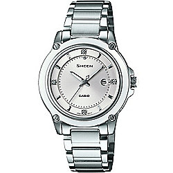 Casio Ladies Sheen Watch SHE-4507D-7AER