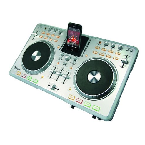 Discover DJ Pro Computer DJ System for iPod«