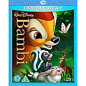 Bambi Diamond Edition Double Play - Bluray