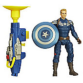 Captain America Super Soldier Gear - 9.5cm Grapple Cannon Captain America