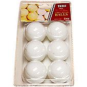 TekScore 40mm Table Tennis Balls - 6-pack.