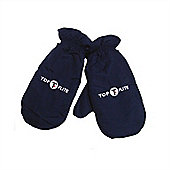 Top-Flite Winter Golf Mitts Pair Black