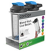 Contigo Sports & Shake Bottle Set