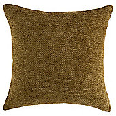 Texture Chenille Cushion Olive