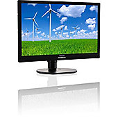"Philips Brilliance 221S6QUMB 55.9 cm (22"") LED Monitor - 16:9 - 14 ms"