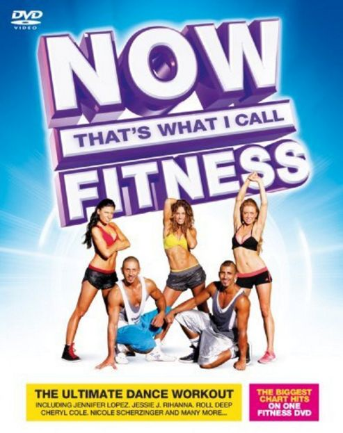 Now That'S What I Call A Fitness (Fitness DVD)