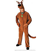 Scooby Doo - Adult Costume Size: 38-40