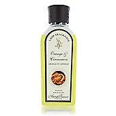 Orange And Cinnamon 500ml Premium Lamp Fragrance