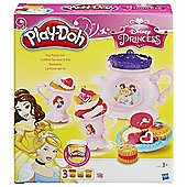 Playdoh Disney Princess Exclusive Tea Party Set